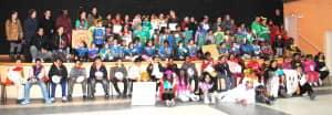 foto grupo carnaval 2014