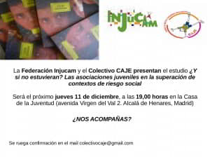 Invitación Presentación Alcalá